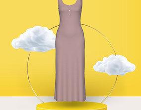clo 3D Dress