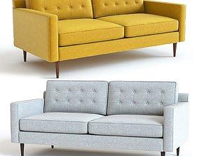 West Elm Drake Sofa 3D