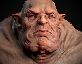 3D asset Unity Ready RPG - Ogre