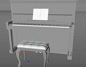 3D piano high