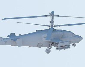 Ka-52 Alligator 3D