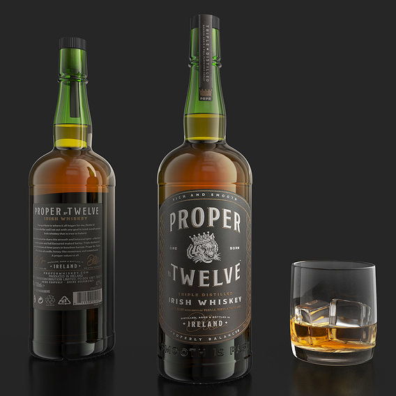 Proper Twelve Irish Whiskey