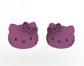 Hello Kitty 3D print model