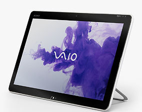 3D model VR / AR ready Sony VAIO TAP 20