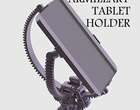 3D print model Armillary Tablet Holder