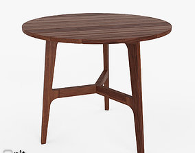 3D Bistro Table Auburn by West Elm