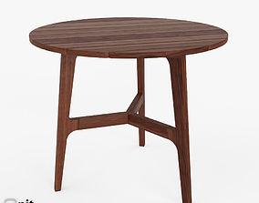 3D Bistro Table Auburn by West Elm