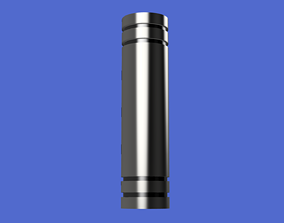 3D print model Mandalorian Ammo Canisters STL