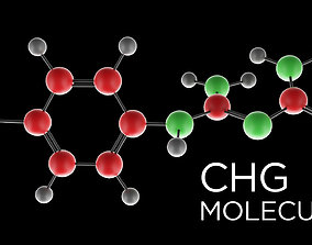 Chlorhexidine Chlorhexidine Gluconate - CHG 3D model 1