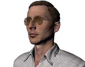 3D model Fabrizio Torregrossa La Famiglia Cavalli