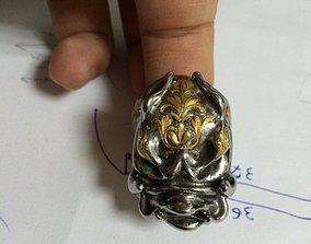 3D printable model Ring the Bull