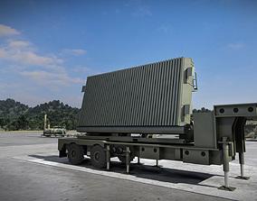 GreenPine radar 3D model
