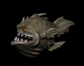 3D print model Angler Fish