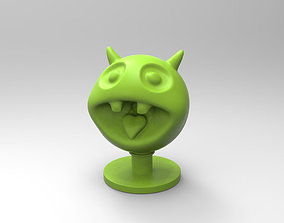 Devil lovetongue 3D printable model