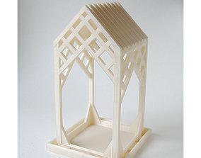 3D printable model June Birdfeeder
