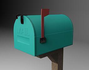 3D Letter Box
