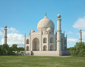 Taj Mahal 3D