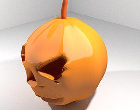 3D Horror Character - Pumpkinhead