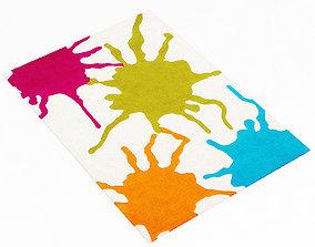 3D Arte Espina Colour Festival