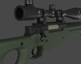 3D model L96A3
