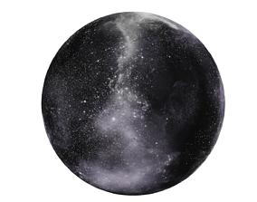 HDR Panoramic Sky - 360 starfield - 03 3D model