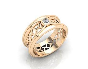 wedding Ring 76 3D print model