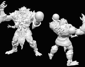 3D model Hordor
