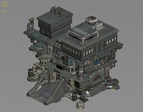 Future World - Institute 01 3D