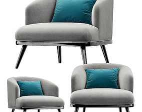 3D model Carlton Chair