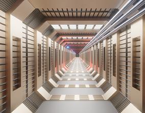 sfi 3D SFI Hallway