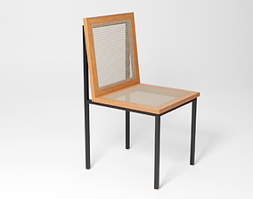3D M110 Chair - Classic Brazilian design