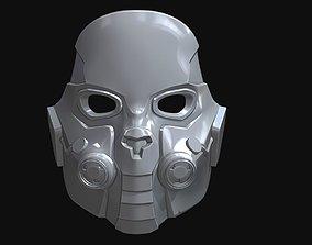 3D printable model Spec Ops mask