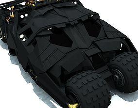 Batmans Tumbler 3D model