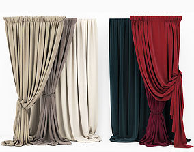 3D Curtain collection 07