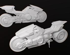 Yaiba Kusanagi CT-3X motorcycle from CYBERPUNK 2077 3D