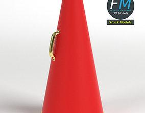 3D Acoustic megaphone 1