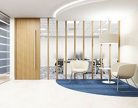 3D Office Interior 10
