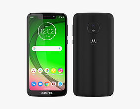 3D model Motorola Moto G7 Play