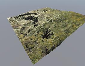 3D model European Biome 1