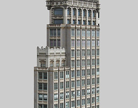 Cathedral Building 3D model