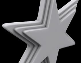 season 3D printable model Star Ornament