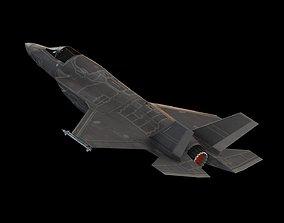 3D model Lockheed Martin F-35 Lightning II -