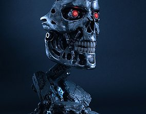 3D printable model Terminator 2 Judgment Day -