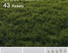 view 3D Grass collection vol01