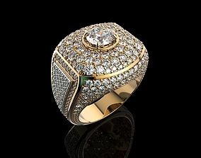 3D print model sapphire Gold N726