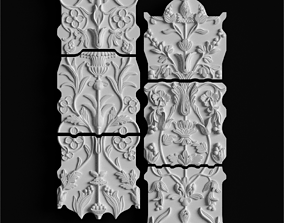3d tile panel decor