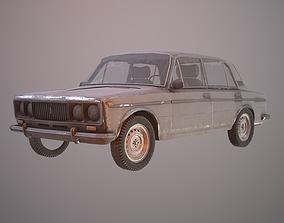 VAZ-2103 3D model