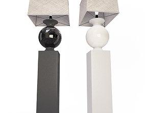 3D Floor Lamps Bottega