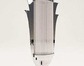3D Bracket lamp Strasbourg - Art Deco style