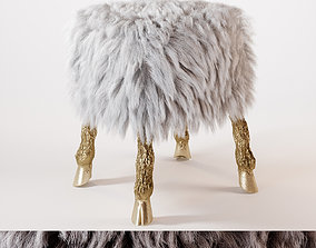 3D model Stool by Marc Bankowsky fur